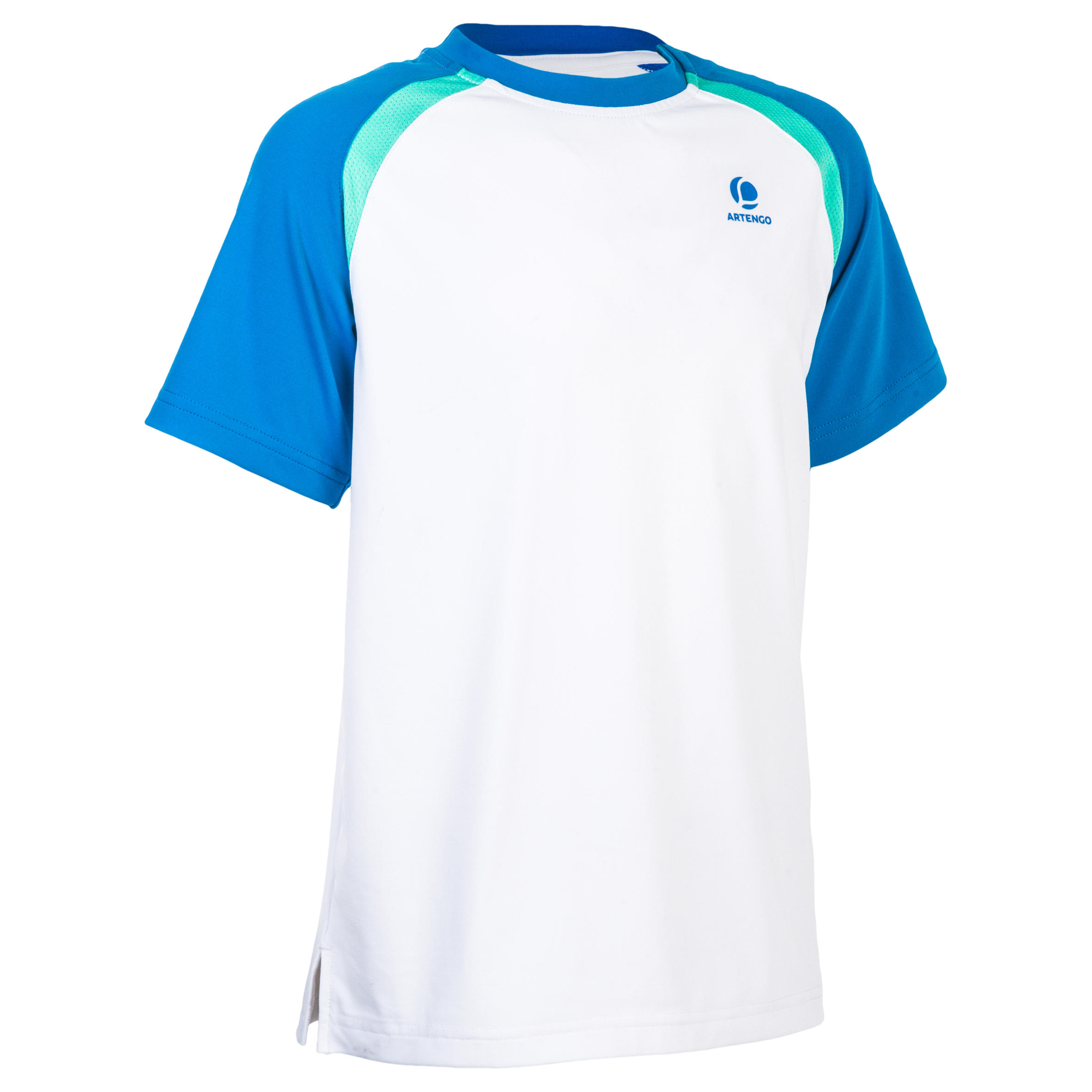 PLAYERA 500 NIÑO BLANCO