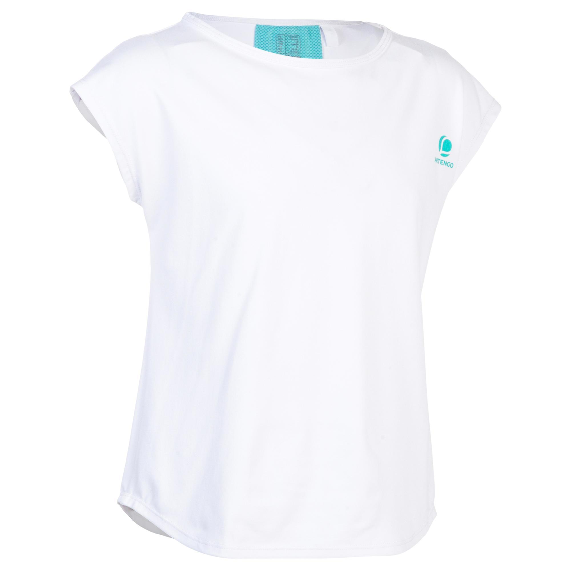 Tennis-Shirt 500 Kinder | Sportbekleidung > Sportshirts > Tennisshirts | Artengo