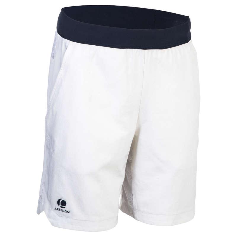 JUNIOR WARM APPAREL - 900 Boys' Shorts - White ARTENGO