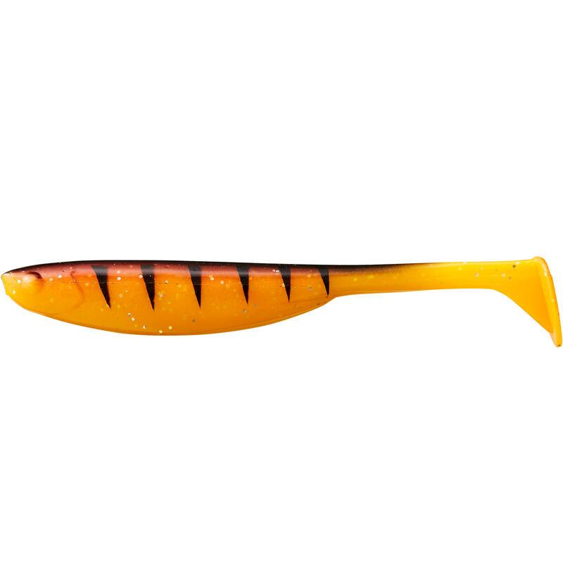 SOFT LURE NATORI 130 ORANGE TIGER X2 LURE FISHING