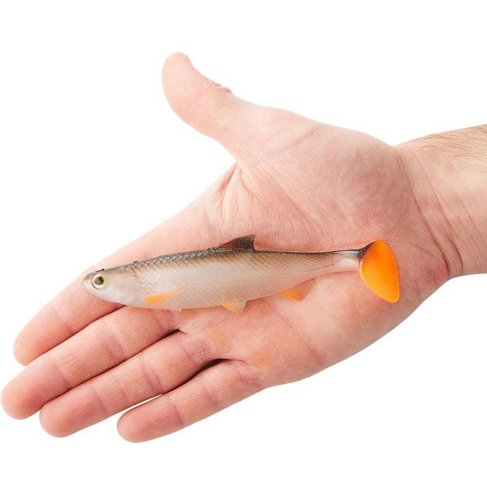Softbaitset shad voor vissen met kunstaas Roach RTC 120 Voorn / Firetiger
