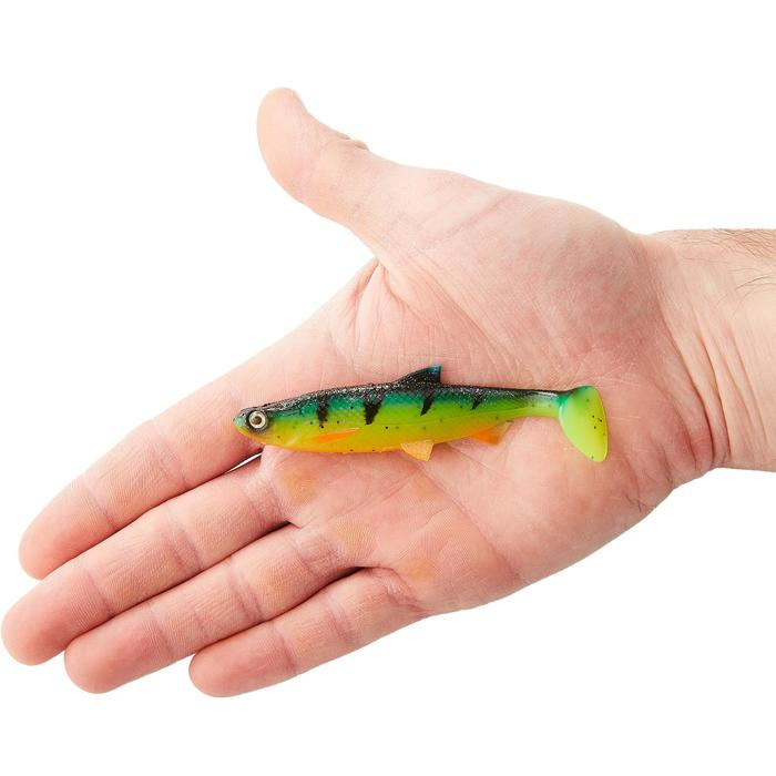 KIT SHAD ROACH 90 MULTICOLOR PÊCHE DES CARNASSIERS - 1330490