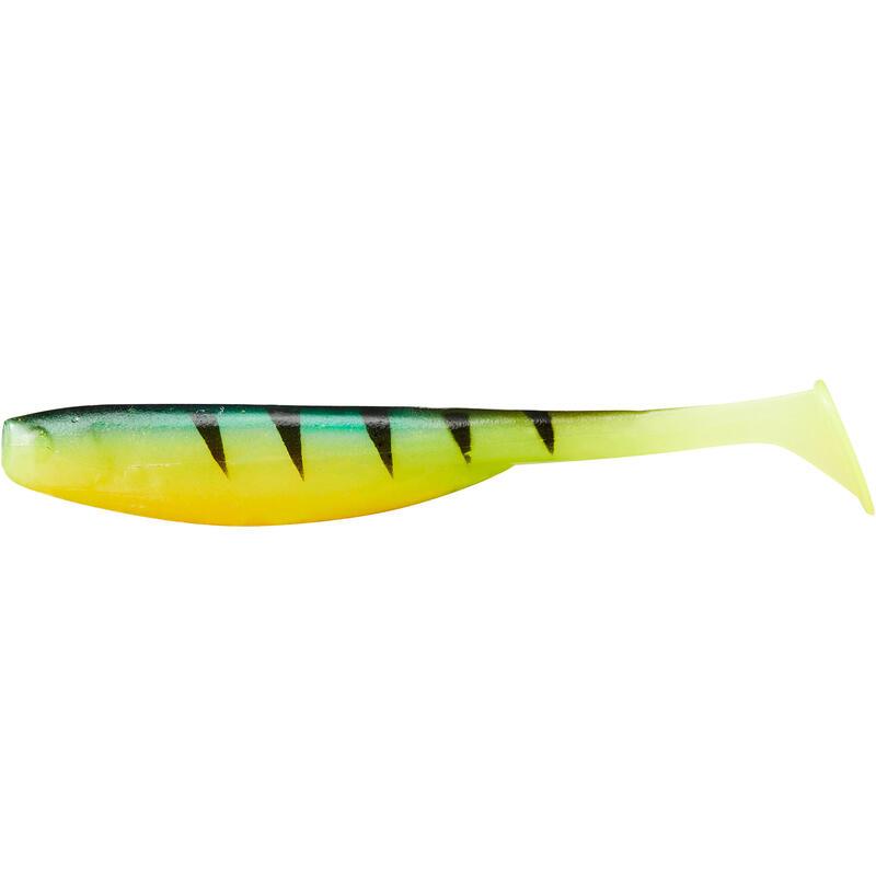 Softbaits voor kunstaasvissen Natori 100 fire tiger 3 stuks