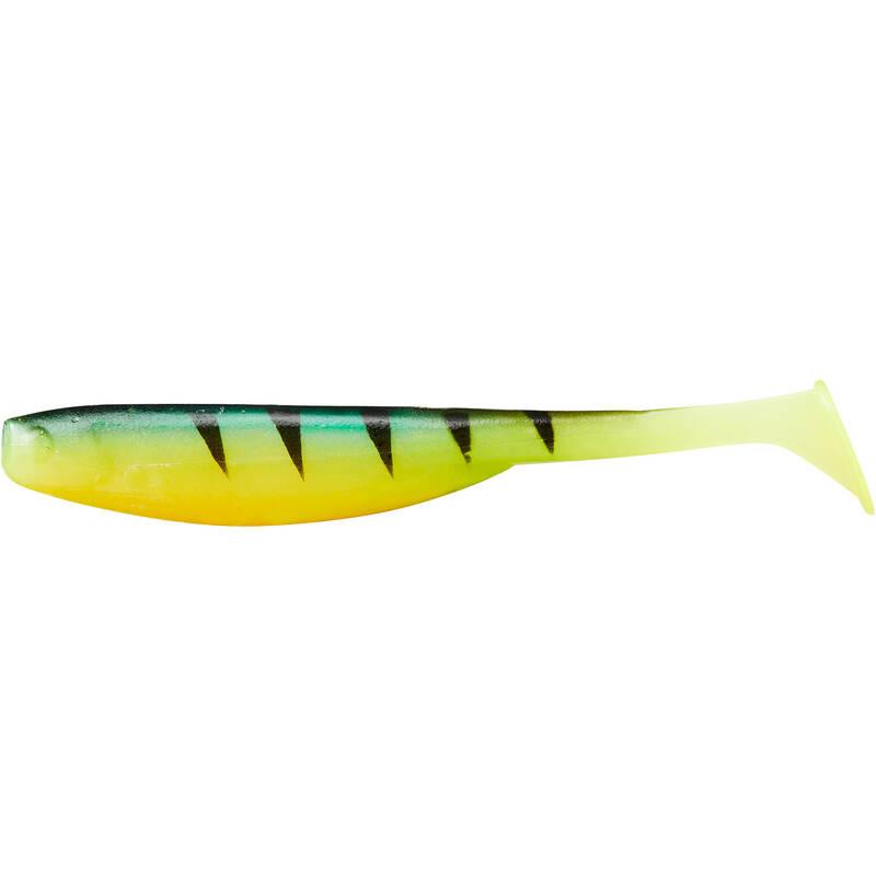 MĚKKÉ NÁSTRAHY DRAVÉ RYBY Lov dravých ryb - NÁSTRAHA NATORI 100 FIRE TIGER CAPERLAN - Nástrahy a bižuterie
