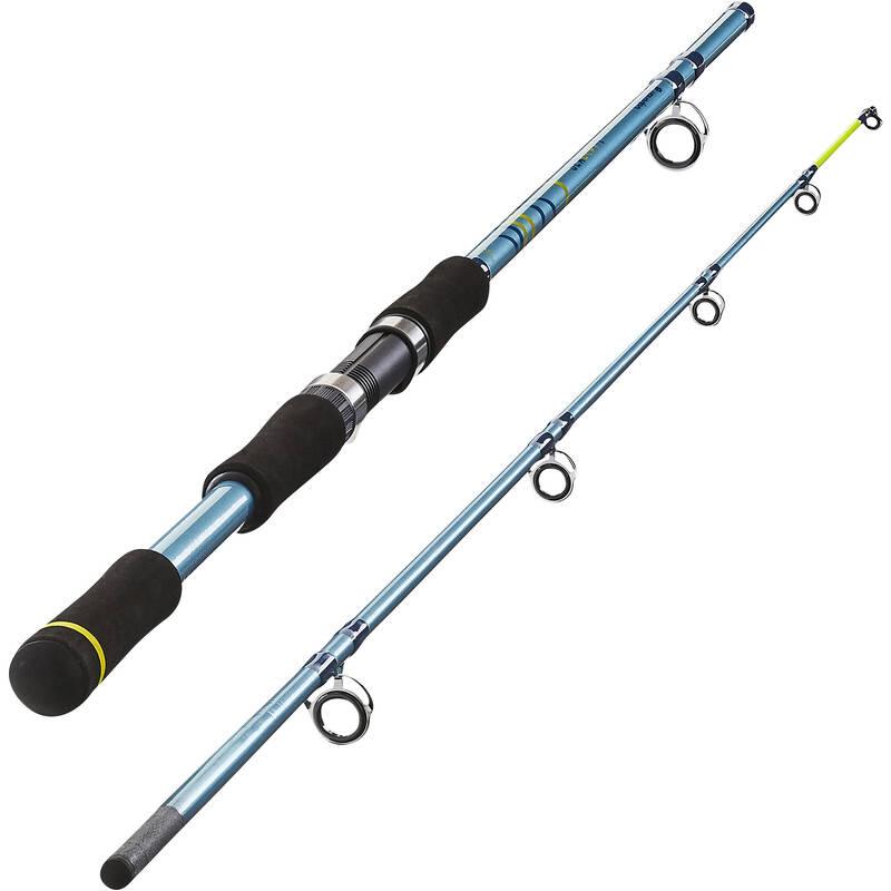 SADY, PRUTY NA PŘÍVLAČ PŘI MOŘSKÉM RYBOLOVU HEAVY Rybolov - PRUT SEABOAT-1 210/2 CAPERLAN - Rybářské vybavení