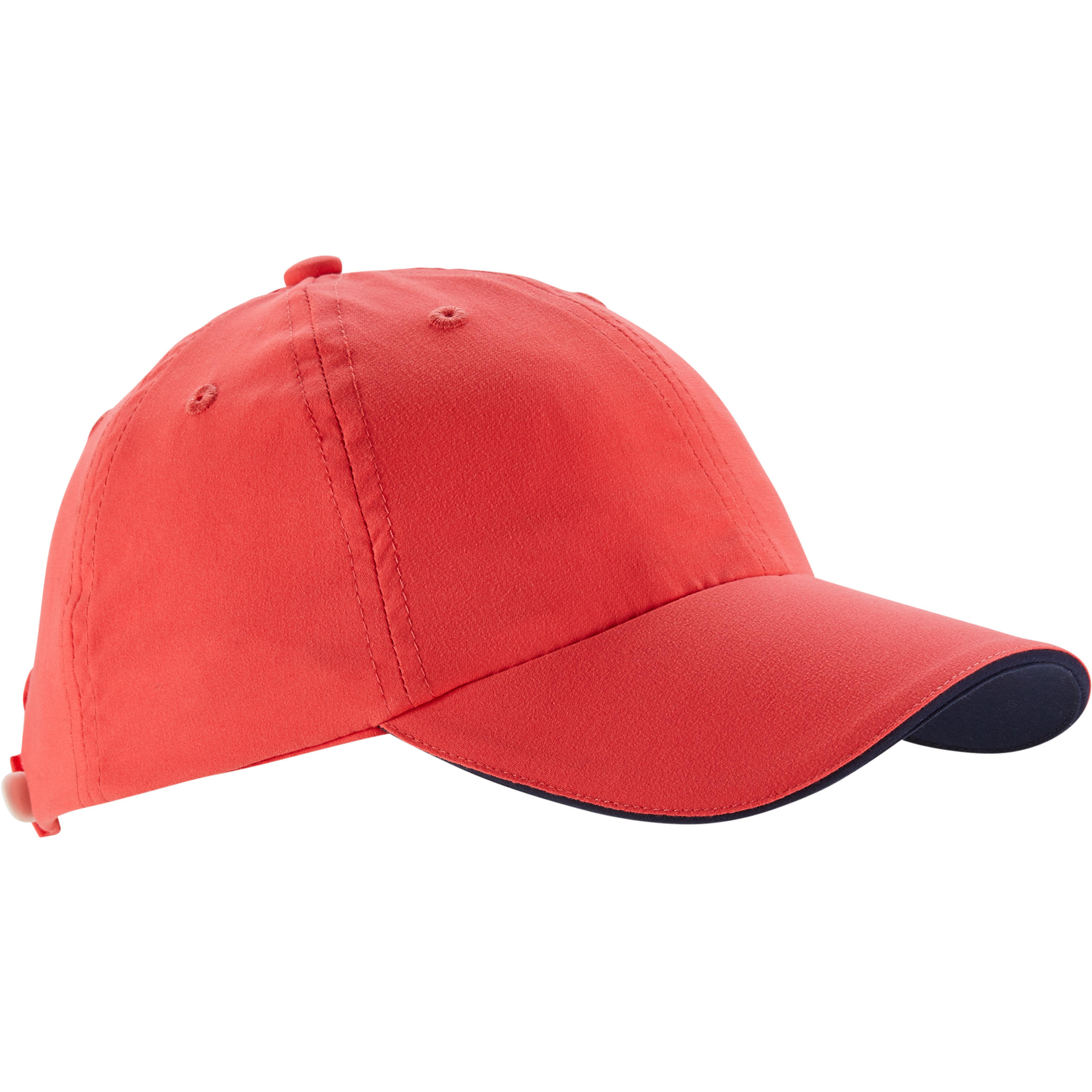 Kids Racket Sports Cap - Coral