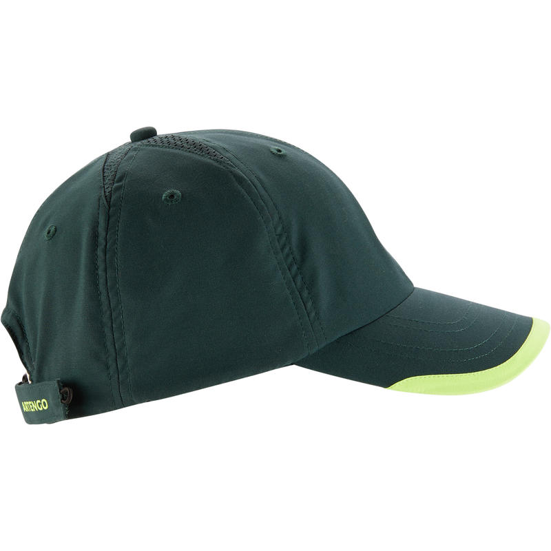 Cap Men/Women - Khaki/Yellow