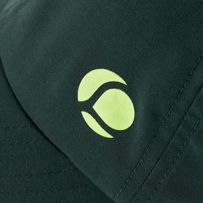 Volwassenpet voor racketsporten, Artengo, kaki/geel - 1330628