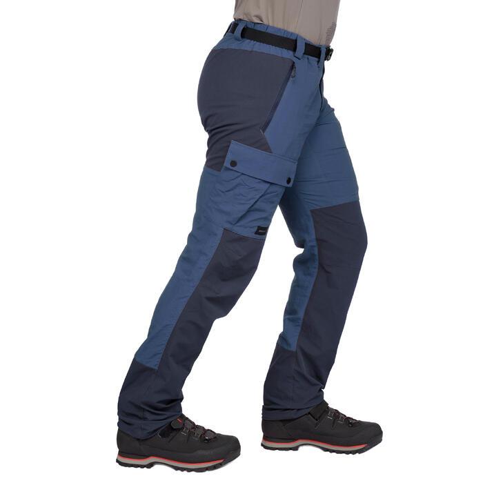 Pantaloni Montagna Uomo Trek500 Forclaz Decathlon
