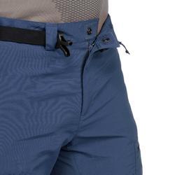 Pantalon trekking montagne TREK500 homme bleu