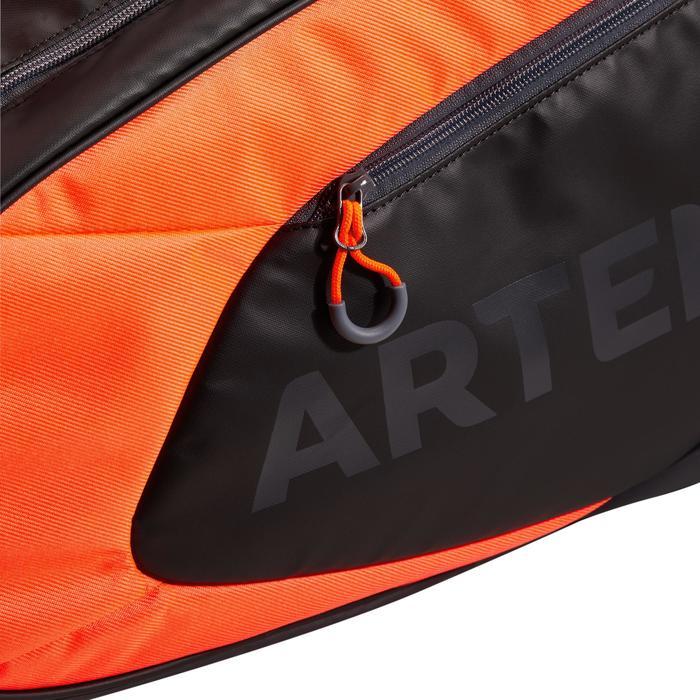 Tennistasche Schlägertasche SB 190 schwarz/orange
