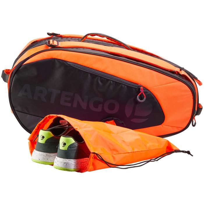 70aa50726e8e9 Tennistasche Schlägertasche SB 190 schwarz orange
