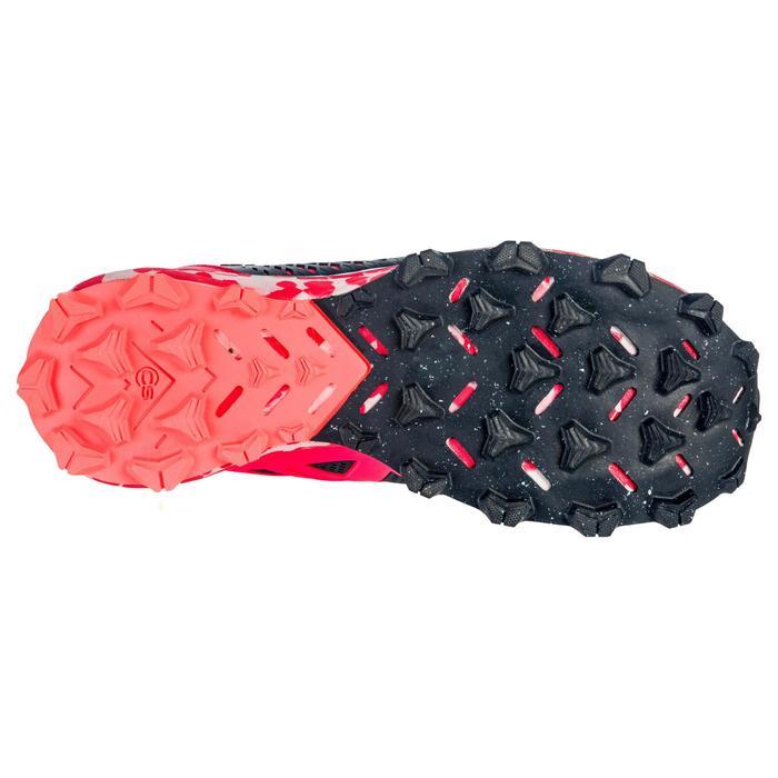 Zapatillas de hockey sobre hierba mujer intensidad media FH500 rosa