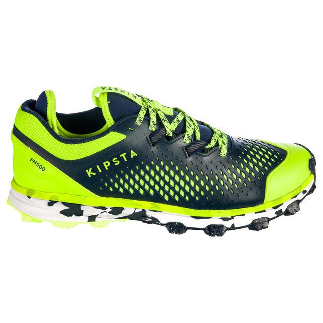 Field Hockey Shoes FH500 - Green