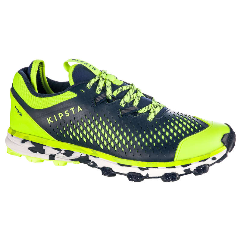 FIELDHOCKEY SHOES Field Hockey - FH500 Shoes Green KOROK - Field Hockey