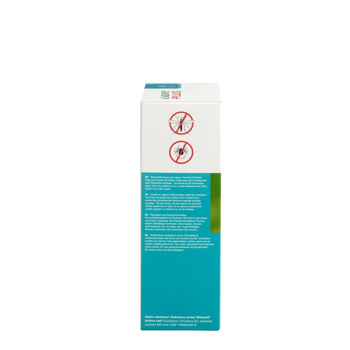 Spray répulsif anti-moustique CARE PLUS NATURAL 60ml - 1330986