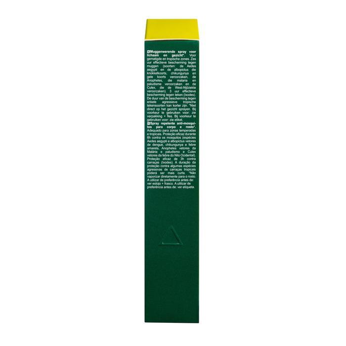 Spray répulsif anti-moustiques 100 ml - 1330989