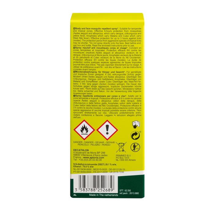 Insectenwerende spray met 30% DEET 60 ml