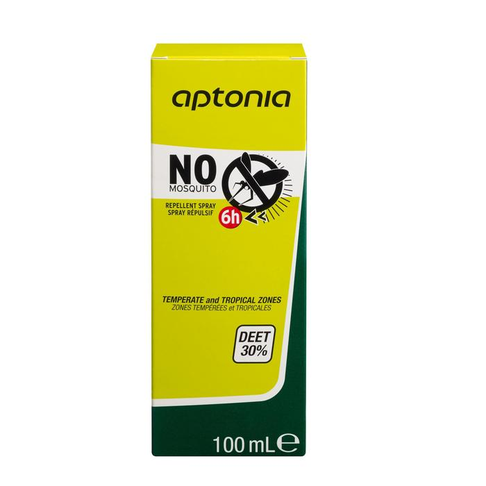Spray anti insectes DEET 30% - Aptonia - 100 ml