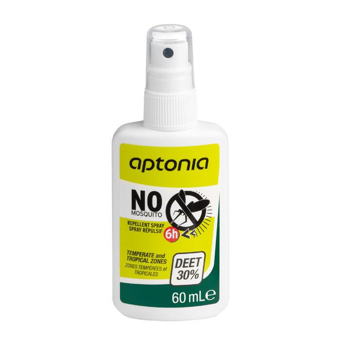 Spray répulsif anti-moustiques 60 ml