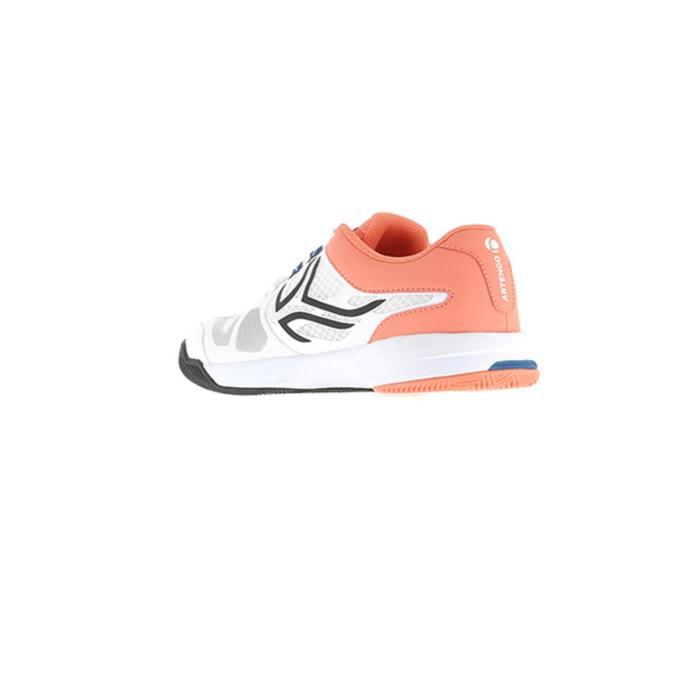 Chaussures de Padel Femme PS560 Blanc Corail