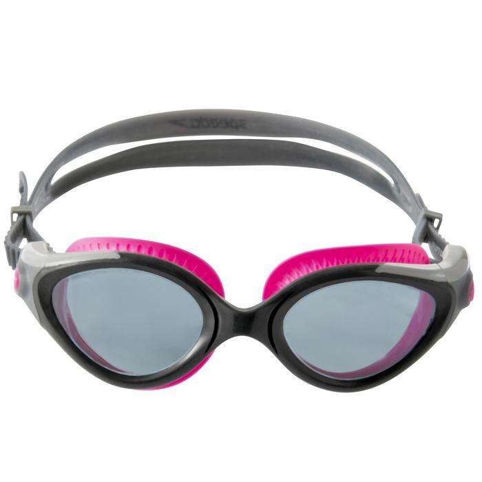 Lunette de natation Futura Biofuse Flexiseal femme Rose