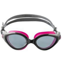 Schwimmbrille Futura Biofuse Flexiseal Damen rosa