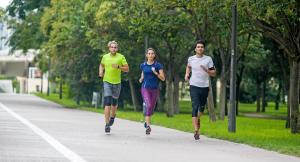 Photo profitez des vacances pour reprendre la course à pied