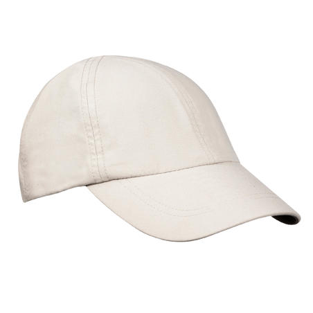 כובע מצחיה TREK 100 לטרקים בהרים - בז'