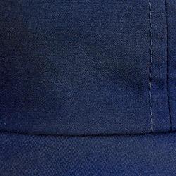 Casquette de randonnée montagne RANDO100 bleue