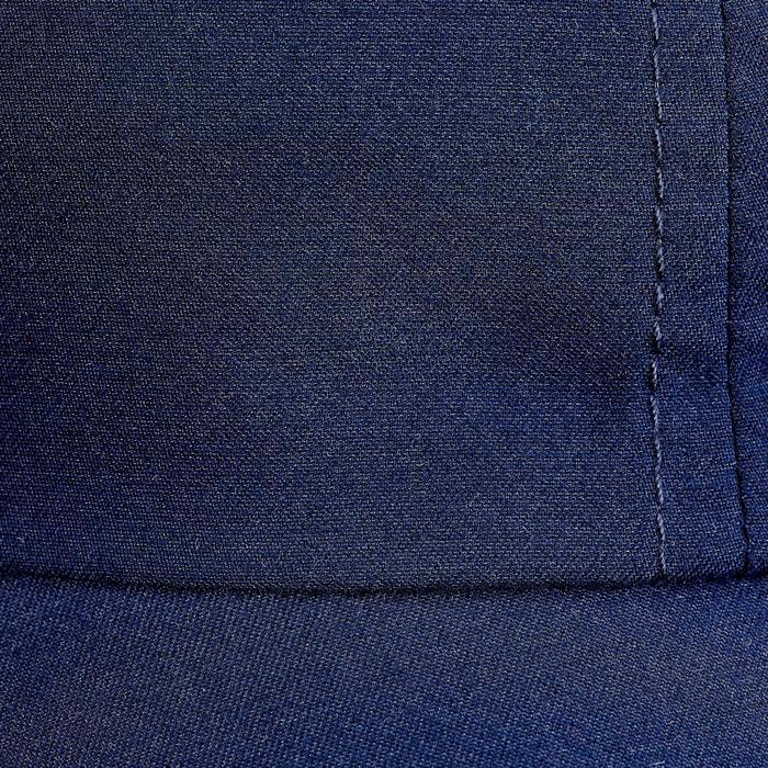 Schirmmütze Trekking 100 blau
