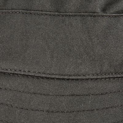 100 כובע טיולים חאקי