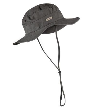 Trek 100 Mountain Trekking Hat - Khaki