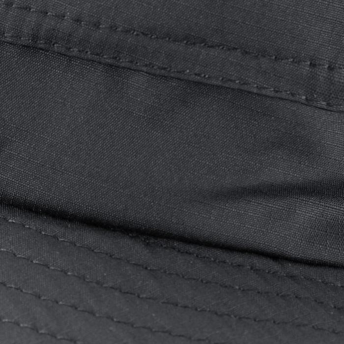 Chapeau de Trekking Montagne TREK 900 imperméable gris foncé - 1331204