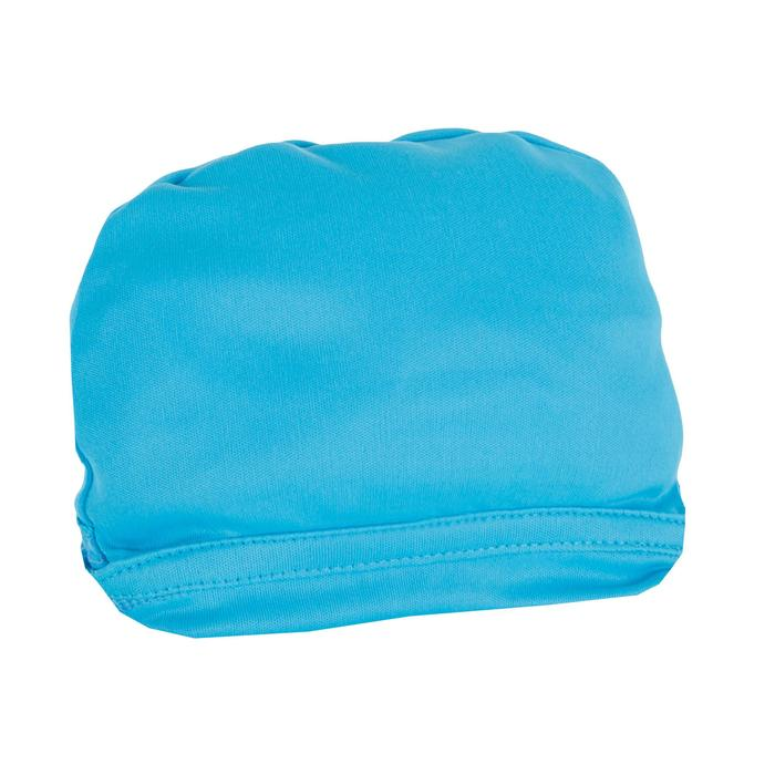 Children's short-sleeved UV-protection surfing water T-shirt - Blue print - 1331287