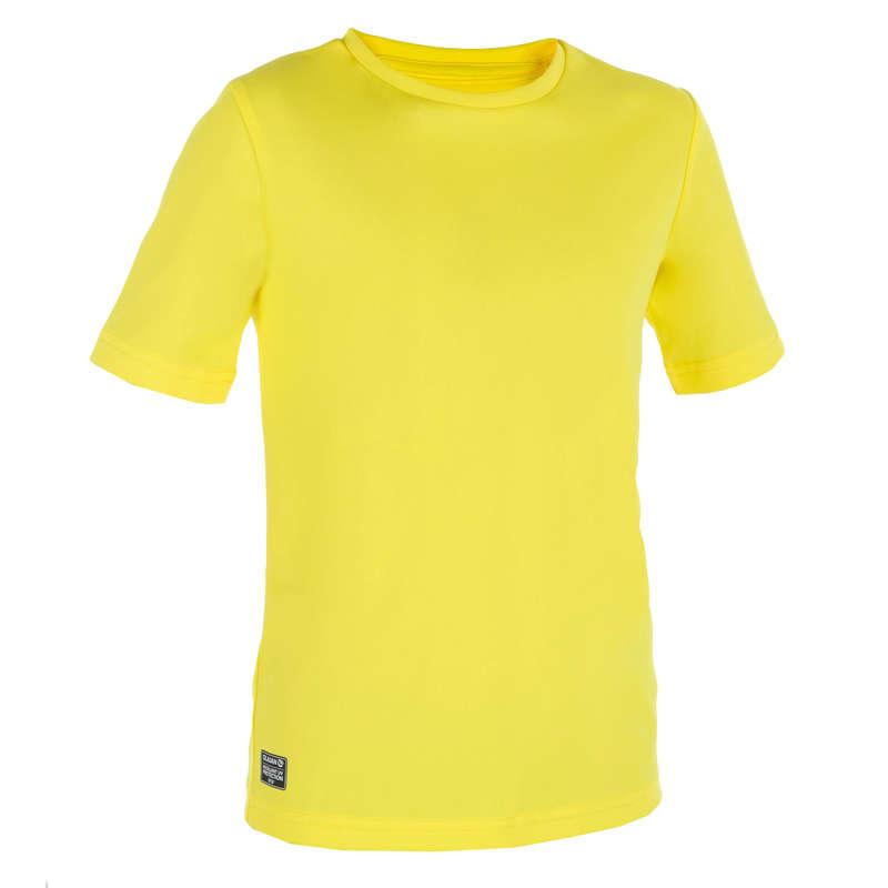 Солнцезащитная одежда для детей Серфинг, Вейкбординг - ФУТБОЛКА ДЕТСКАЯ АНТИ-УФ OLAIAN - Одежда, обувь