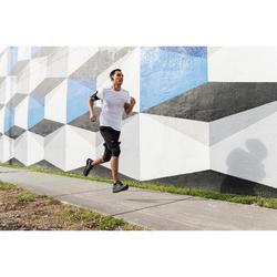 Smartphone armband voor hardlopen zwart