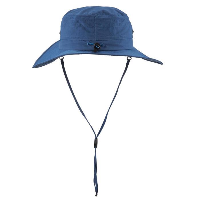 Uv-werende hoed voor bergtochten Trek 500 - 1331363