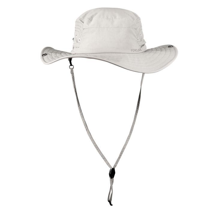 Uv-werende hoed voor bergtochten Trek 500 - 1331370