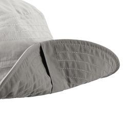 Chapeau de randonnée montagne RANDO 500 anti UV beige