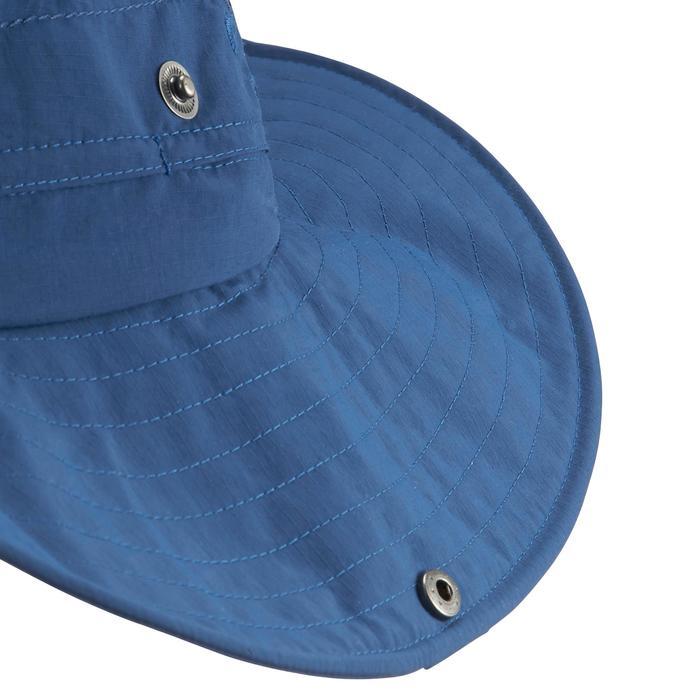 Uv-werende hoed voor bergtochten Trek 500 - 1331384