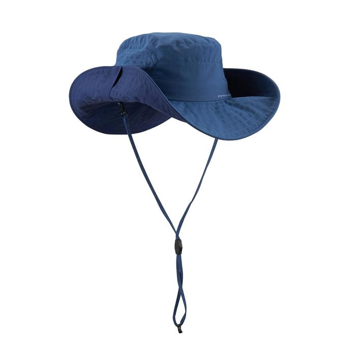 Uv-werende hoed voor bergtochten Trek 500 - 1331392
