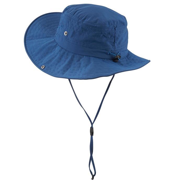 Uv-werende hoed voor bergtochten Trek 500 - 1331397