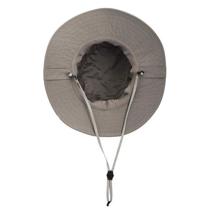 Trek 500抗紫外線登山遮陽帽 - 米色