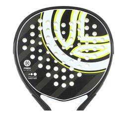 Padelschläger PR860 Komfort schwarz/gelb