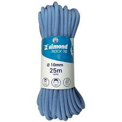 Cuerda de escalada Indoor Rock 10 mm x 25 m Azul