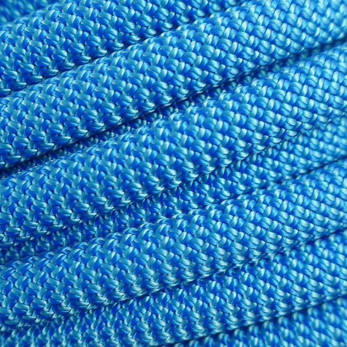 CORDE D'ESCALADE 10mm x 80m - ROCK BLEU