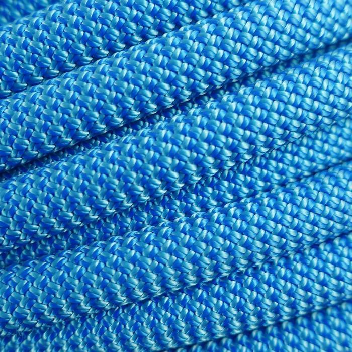 Corde d'escalade ROCK+ 10mm x 80m Bleu - 1331448