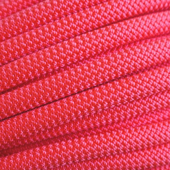 Corde d'escalade EDGE 8.9mm x 70m rose