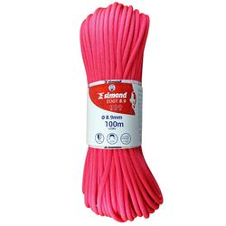 Corde d'escalade EDGE 8.9mm x 100m rose